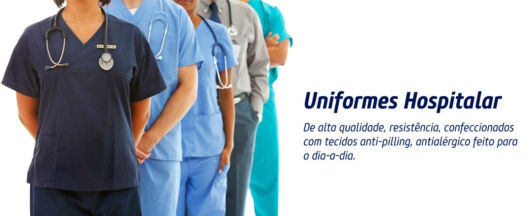 Uniformes Hospitalar
